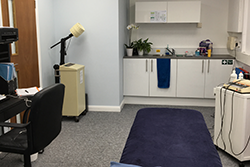 Gillingham Clinic Treatment Room