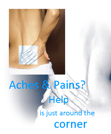 Gillingham Satellite Physiotherapy Clinic - Key message - Aches and Pains? Help is just around the corner